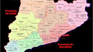 Map Of Catalan Spain Catalonia the Catalan Language 10 Facts Maps Miro Map