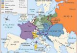 Map Of Central France Betweenthewoodsandthewater Map Of Europe after the Congress Of