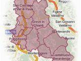 Map Of Chianti Region Italy Chianti Italy Travel Guide to Chianti Wine Region In Tuscany Italy