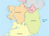 Map Of Clare Ireland Verwaltungsgliederung Irlands Wikiwand