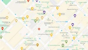 Map Of Colleges In Colorado Denver Maps Visit Denver