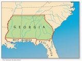 Map Of Colonial Georgia History Of Georgia American En En A N History History Of
