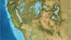 Map Of Colorado Plateau Pleistocene 150 25 Ka Geomorphology Of the Colorado Plateau and