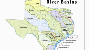Map Of Colorado River Basin Texas Colorado River Map Business Ideas 2013
