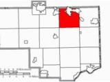 Map Of Columbiana County Ohio butler township Columbiana County Ohio Wikivisually