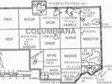 Map Of Columbiana County Ohio Hanover township Columbiana County Ohio Wikipedia