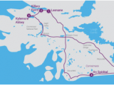 Map Of Connemara County Galway Ireland Connemara Day tour From Galway Lally tours Kylemore Abbey
