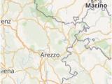 Map Of Cortona Italy Category Cortona Wikimedia Commons
