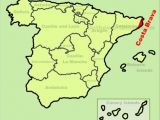 Map Of Costa Dorada Spain Map Of Costa Brave and Travel Information Download Free