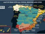 Map Of Costas In Spain 19 Best Spanish Images In 2018 Spanish Learning Spanish