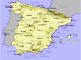 Map Of Costas In Spain East Coast Of Spain Map Twitterleesclub
