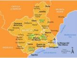 Map Of Costas In Spain Go Murcia Spain Gomurciaspain On Pinterest