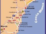 Map Of Costas In Spain Map Of East Coast Spain Twitterleesclub