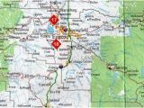 Map Of Cottage Grove oregon Lane County oregon Map Of the Lane County oregon Springfield