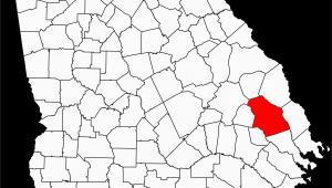 Map Of Counties In Georgia File Map Of Georgia Highlighting Bulloch County Svg Wikimedia Commons