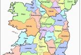 Map Of County Leitrim Ireland Map Of Counties In Ireland This County Map Of Ireland Shows All 32