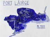 Map Of County Tyrone Ireland County Kerry Ireland Map Art Irish Language the Wee Shed