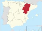 Map Of Cuenca Spain Aragon Wikipedia