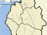 Map Of Cumbria England Cumbria Familypedia Fandom Powered by Wikia
