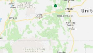 Map Of Current Wildfires In Colorado Colorado Current Fires Google My Maps
