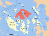 Map Of Cypress California orcas island Wikipedia