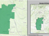 Map Of Decatur Georgia Georgia S Congressional Districts Wikipedia