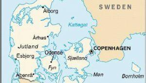 Map Of Denmark In Europe Map Of Denmark Maps Maps I Love Maps In 2019 Denmark