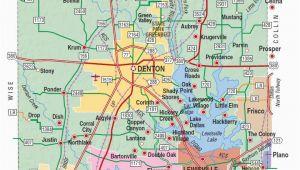 Map Of Denton County Texas Map Of Denton County Texas Business Ideas 2013