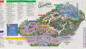 Map Of Disneyland In California Map California California Disneyland Map California Map Hq Map