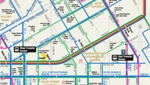 Map Of Downtown Dallas Texas Dallas Maps Downtown Neighborhood Mass Transit Maps
