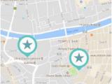 Map Of Downtown Dublin Ireland Dublin tourist Map Visit Dublin Visit Dublin