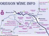 Map Of Downtown Salem oregon Map Of oregon Wine Country Secretmuseum