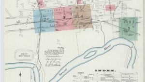 Map Of Dundee Michigan Map 1800 to 1899 Michigan Library Of Congress