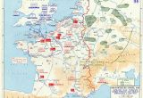 Map Of Dunkirk France Overlord Plan Combined Bomber Offensive and German Dispositions 6