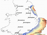 Map Of East Coast England Principal Aquifers In England and Wales Aquifer Shale and