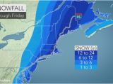 Map Of Eastern Canada and New England Snowstorm Pounds Mid atlantic Eyes New England as A Blizzard