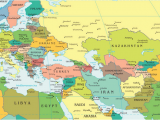 Map Of Eastern Europe and Middle East 17 Actual Eastern Europe and Russia Map