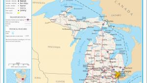 Map Of Eastern Michigan Datei Map Of Michigan Na Png Wikipedia