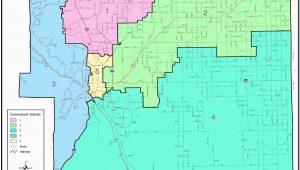 Map Of El Paso County Colorado Board Of County Commissioners El Paso County Board Of County