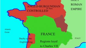 Map Of England and France File Hundred Years War France England 1435 Jpg Wikimedia