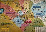 Map Of England Birmingham Birmingham History Information Photographs Genealogy
