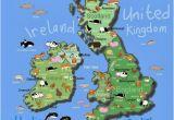 Map Of England for Kids British isles Maps Etc In 2019 Maps for Kids Irish Art