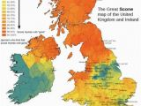 Map Of England Ireland Scotland A New Map Reveals How Different Counties Across Ireland Pronounce Scone