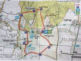 Map Of England norwich the Circular Walk Route Map Picture Of Felbrigg Hall