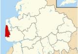 Map Of England Showing Blackpool Blackpool Wikipedia