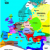Map Of Europe 1000 Bc atlas Of European History Wikimedia Commons