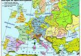 Map Of Europe 11th Century atlas Of European History Wikimedia Commons