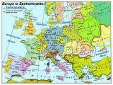 Map Of Europe 1800 atlas Of European History Wikimedia Commons