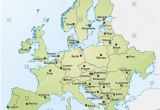 Map Of Europe 1914 with Capitals 25 Categorical Map Of Eastern Europe and Capitals