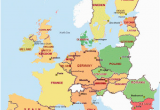 Map Of Europe 1914 with Capitals Awesome Europe Maps Europe Maps Writing Has Been Updated